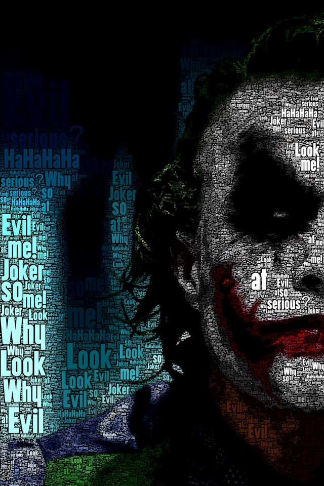 The Joker Wallpaper - Download to your mobile from PHONEKY