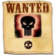 Wanted Skull