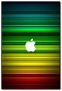 apple abstract