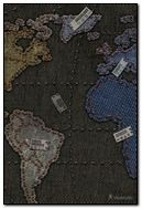 Jeans World Map