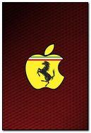 apple ferrari
