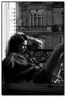 Woman Sitting N