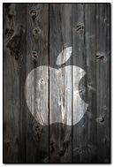 Apple Wooden