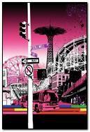 Adidas Pink Town