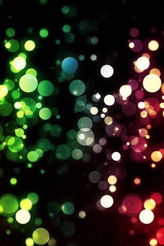 Kolorowe światła
