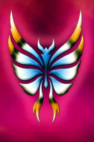 Tribal B * tterfly