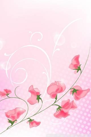 Рожеві квіти