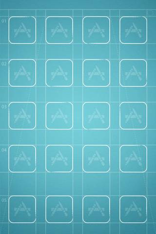 Bluey Grid By B