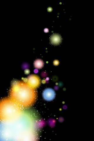 Sparks Of Color