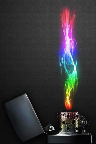 Дизайн огня