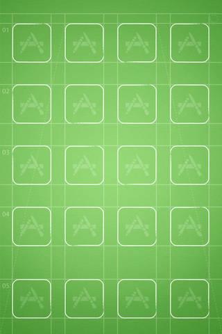 Green Grid By B