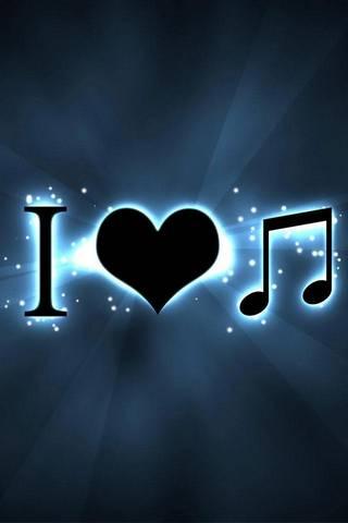 I Lov Music.