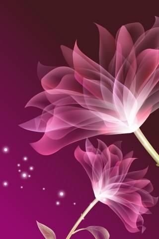 Глас * Квітковий рожевий