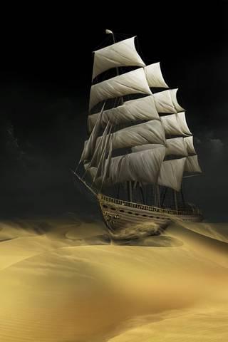 Morze Piasek