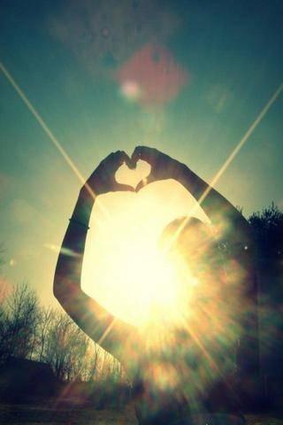 Girl Heart At S