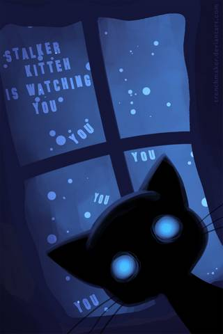 Stalker Kitten
