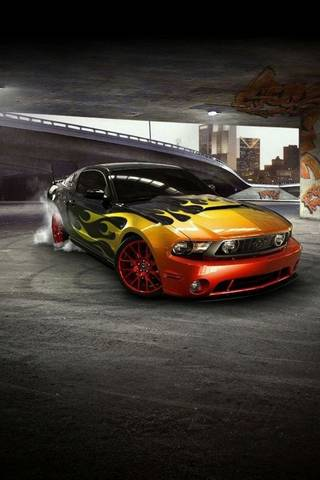 Cool Mustang