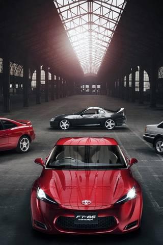 2011 टोयोटा एसपीओ