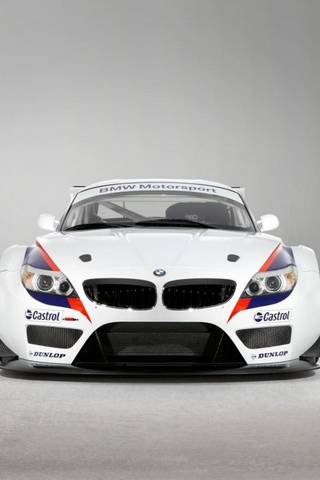 BMW M6レースカー