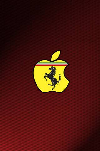 Apple et Ferrari