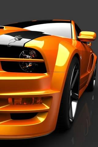 অরণ্য Mustang