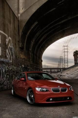 Прохолодний BMW