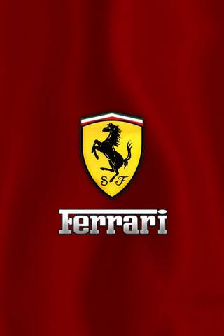 フェラーリのロゴ