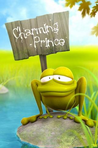 Chartning Frog