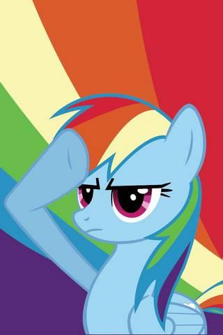 Rainbow Dash Sa