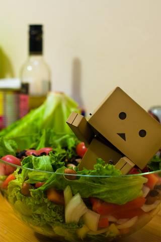 Salad Danbo