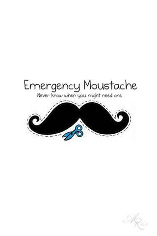I Haz A Moustache