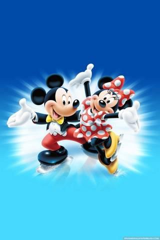 Mickey dan Mi