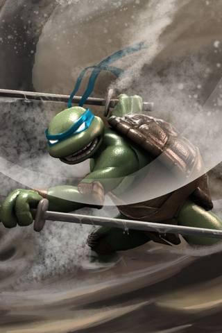 3D Ninja Leonardo
