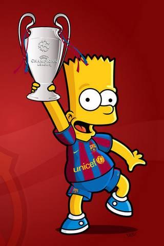 Barcelona Bart