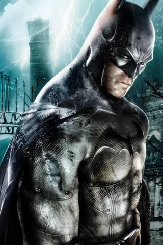 Batman Arkham A