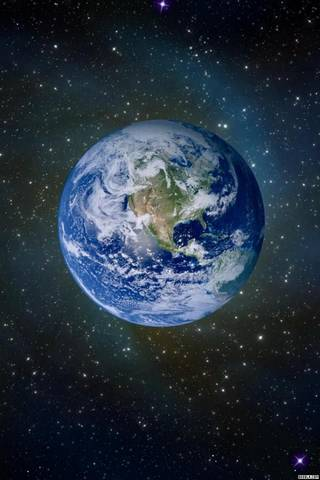 Iphone Earth Fr