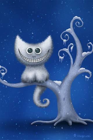 Cheshire-Kätzchen