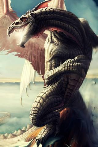 काल्पनिक ड्रैगन