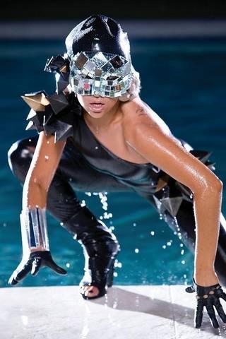 Lady Gaga 3D