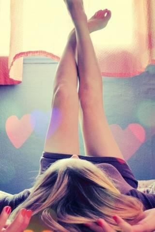 사랑하는 소녀