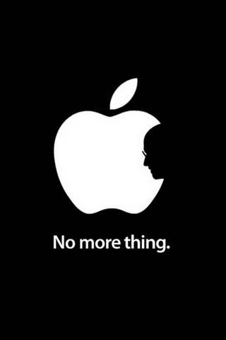 Steve Jobs No More
