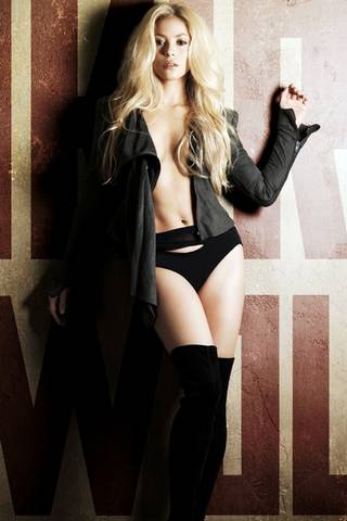 Shakira SHE KURT