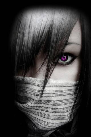 Cô gái tối