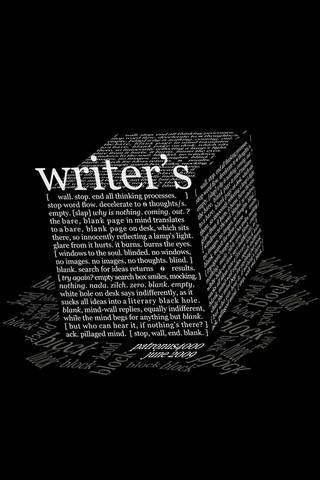 Writers BLOck I