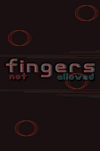 Fingers 3D IPho