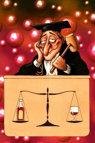 Rượu vang và công lý