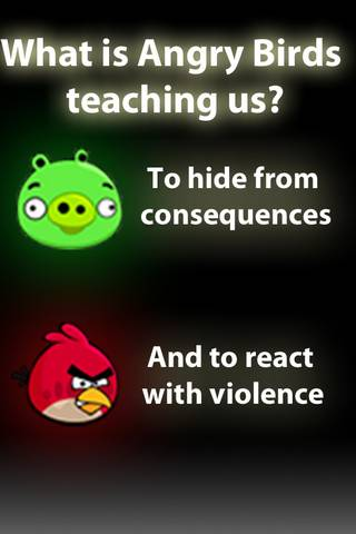 Angry Birds Lesson