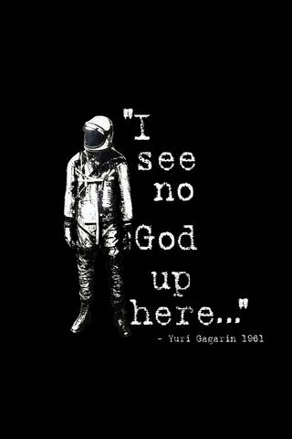 I See NO GOD Up