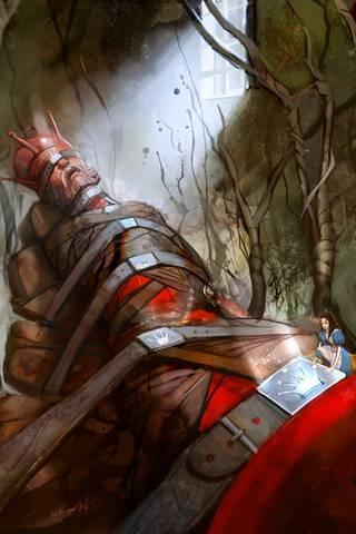 Alice o rei vermelho