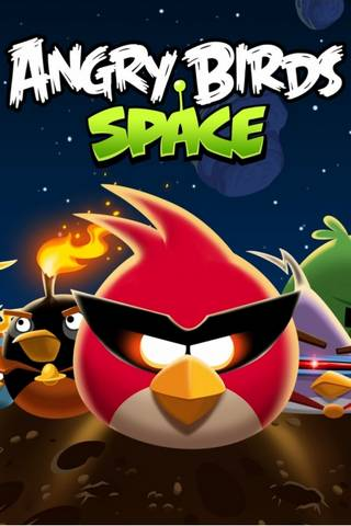 Angry Birds Sp*ce
